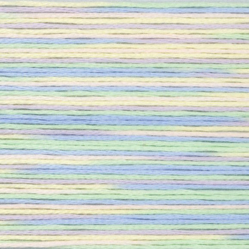 Pastel Cosmo Seasons Variegated Embroidery Floss