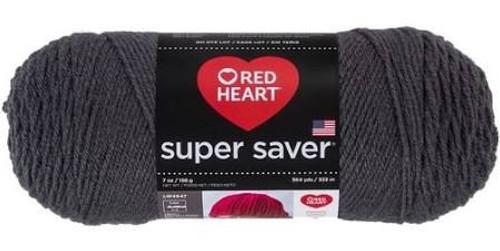 Charcoal Super Saver Yarn