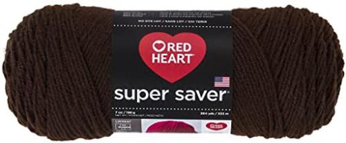Coffee Super Saver Yarn