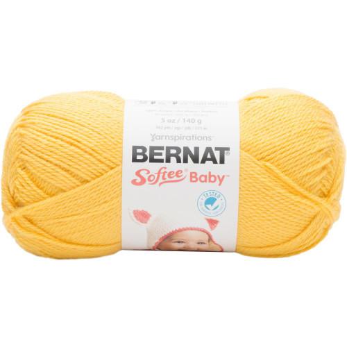 Buttercup Bernat Softee Baby Yarn