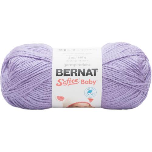 Lavender Bernat Softee Baby Yarn