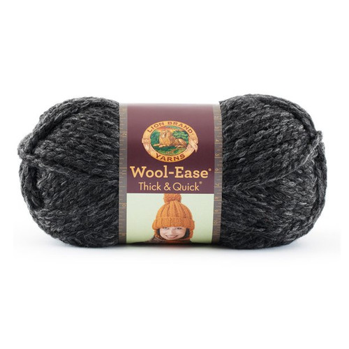 CHARCOAL THICK & QUICK YARN