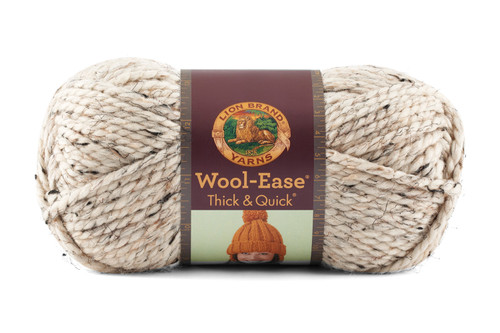 OATMEAL THICK & QUICK YARN