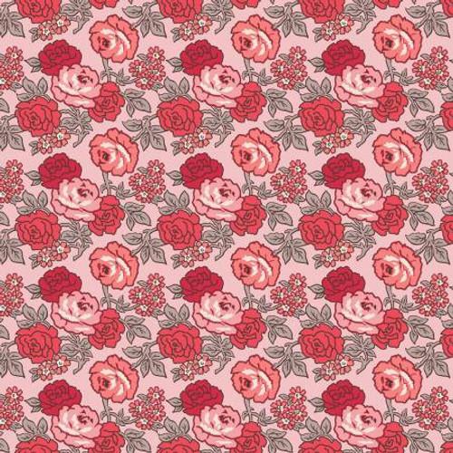 Flea Market Roses Frosting