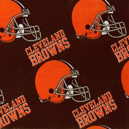 Cleveland Browns Cotton 60in