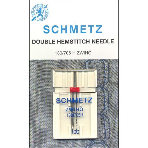 Schmetz Double Hemstitch Machine Needle