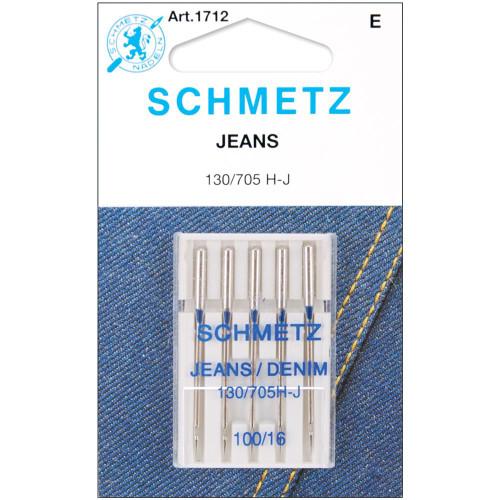 Schmetz Jeans 100/16