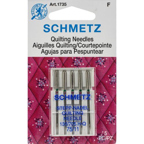 Schmetz Stepp-Nadel Quilting Needle 75/11