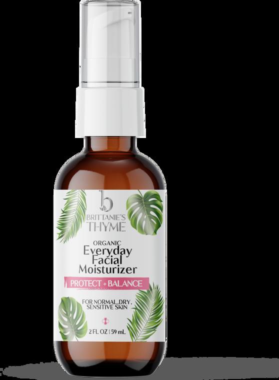 Brittanie's Thyme Organic Everyday Facial Moisturizer