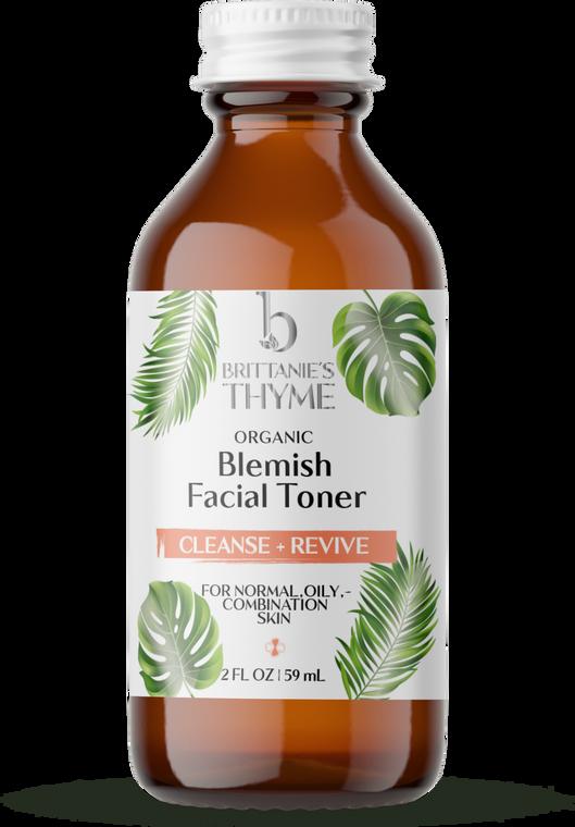 Organic Blemish Toner