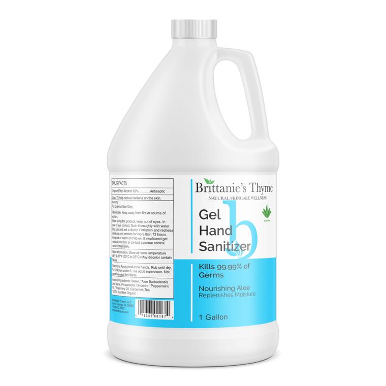 Gel Hand Sanitizer Gallon