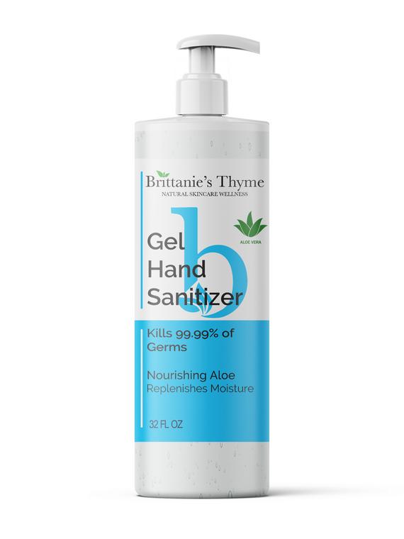 Gel Hand Sanitizer 32oz