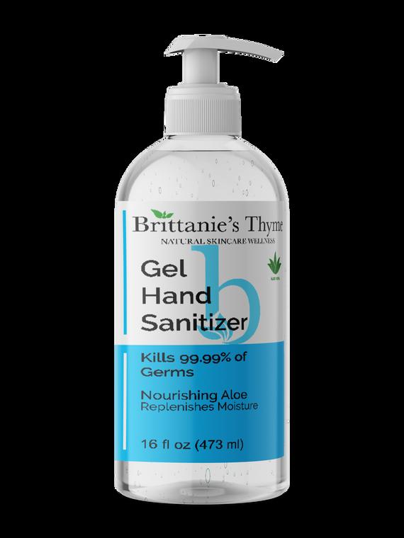 gel hand sanitizer 16 oz