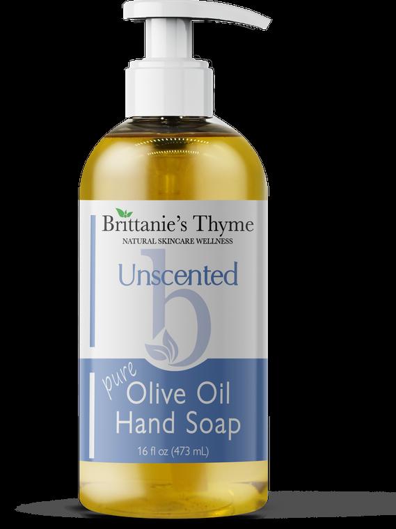 Buy Vegan, Unscented Olive Oil Soap