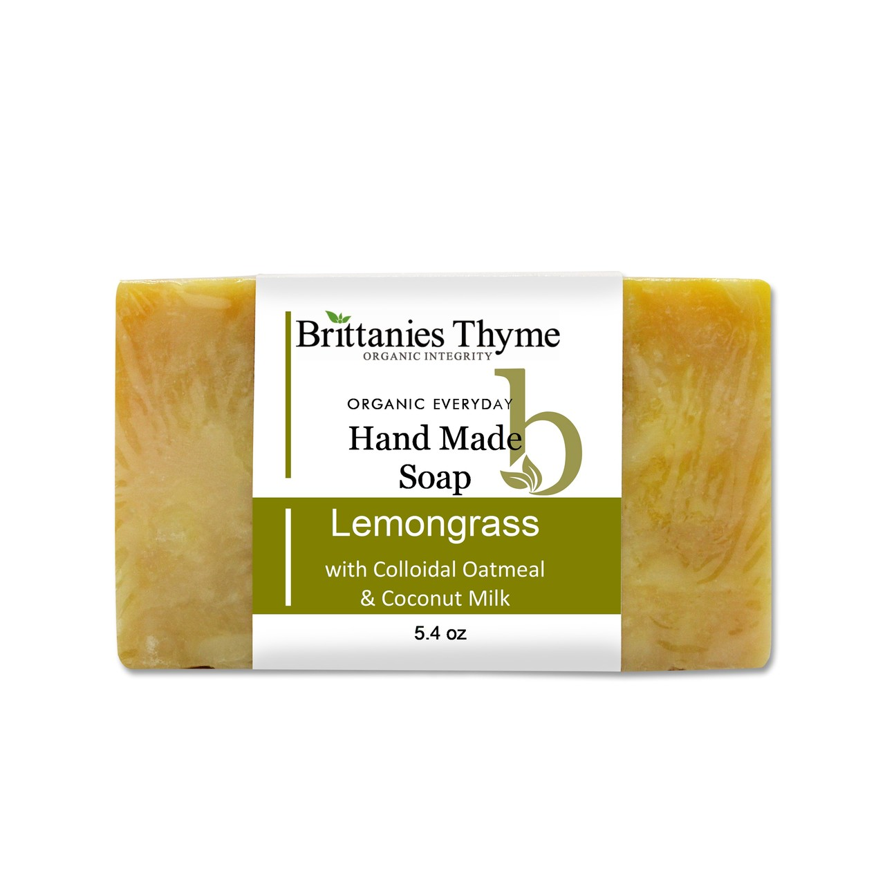 Hand crafted. Made with Organic Ingredients. Lemongrass oil provides a clean, energizing aroma. Anti-aging, wrinkle reducing. Ingredients help relieve symptoms of eczema, psoriasis, rashes and dry, itchy skin.