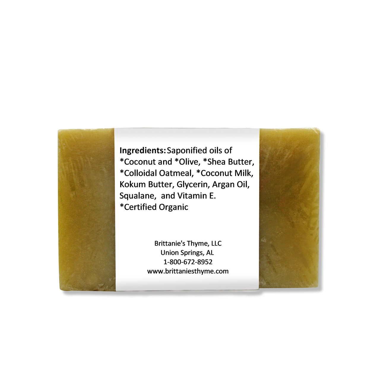 Sensitive Skin Bar Soap