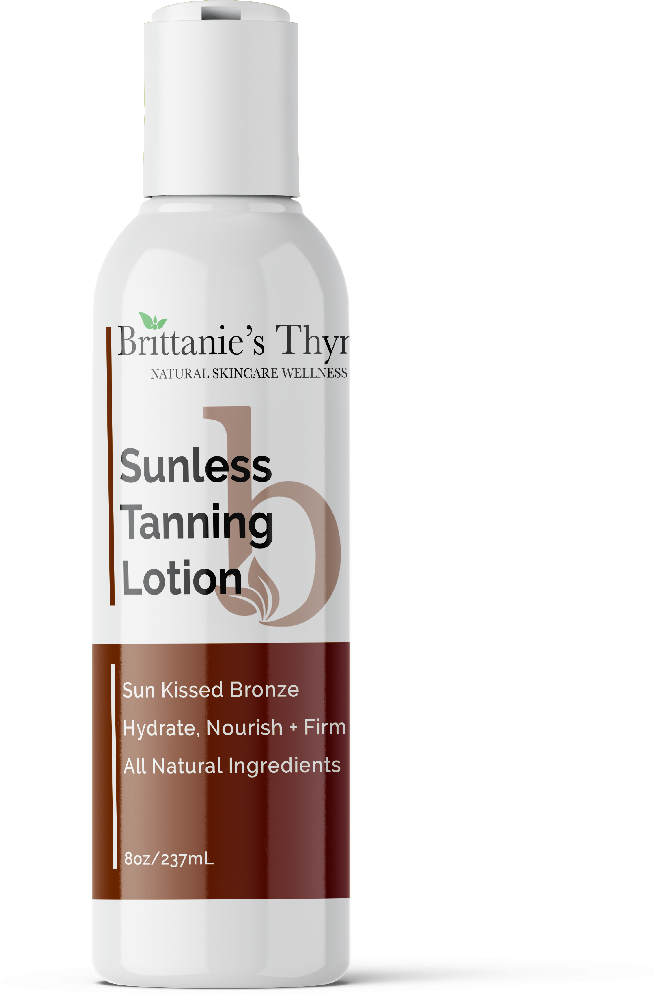 Sunless Tanning Lotion 8oz