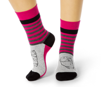 Ellie Stripes Socks