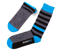 Rhino Fat Stripes Socks