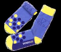 Elephant Spots Socks