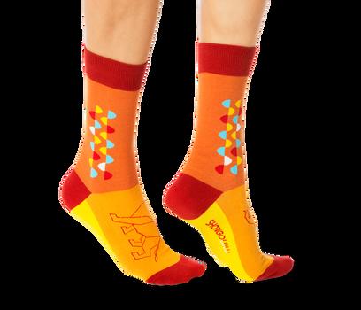 Lion Waves Socks