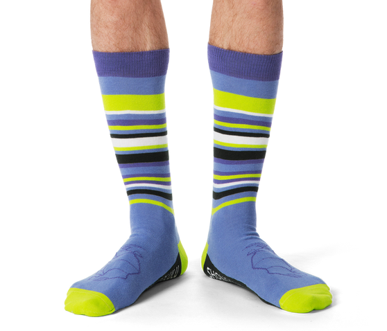 Rhino Bars Men's Socks