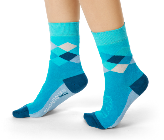 Ellie Argyle Socks