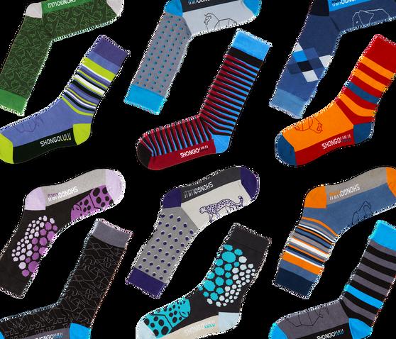 Build a Sock Bundle - Men's
