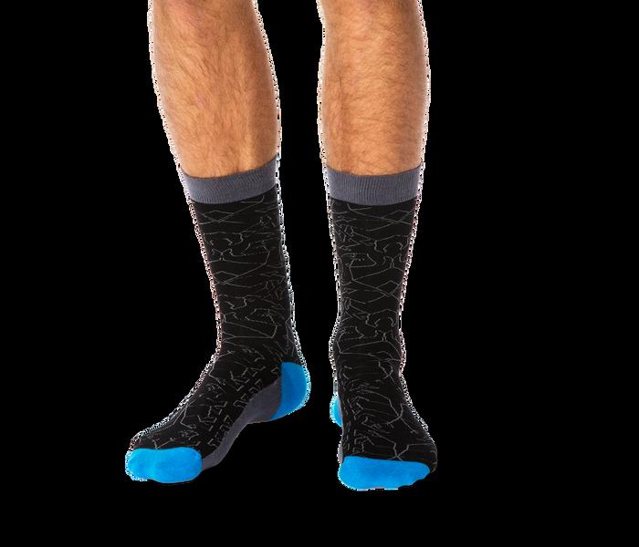 Rhino Pattern Socks