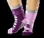 Ellie Diamond Socks