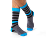 Rhino Fat Stripes Socks