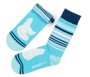 Polar Bear Bars Socks