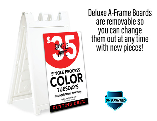 """24""""x36"""" A-Frame Replacement Set – Cutting Crew"""