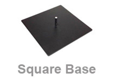 Square Base (Indoor or Outdoor) for 14' Premium Flag
