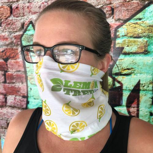 Lemon Tree Multifunction Buff Headband / Scarf / Facemask