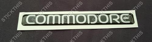 VN - VS Commodore Dash Badge