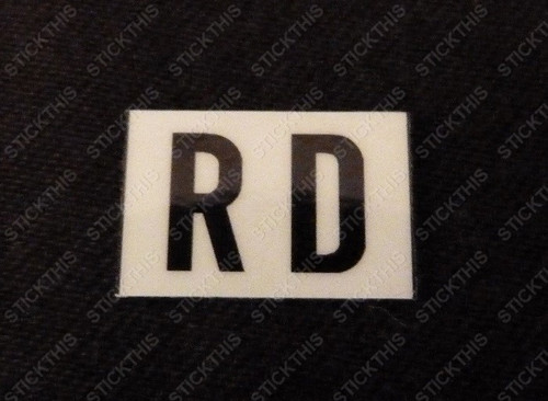 Horn Parts Picking ID Tag - RD