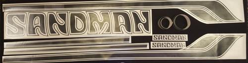 Sandman Stripe and Decal Kit , Vinyl Profile Cut - HX, HZ