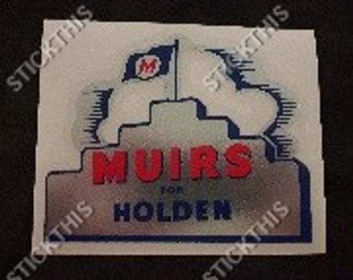 Muirs Holden - Haberfield NSW