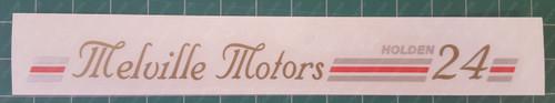 Melville Motors - VN T30