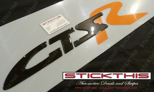 VS GTS R Complete Body Decal Kit