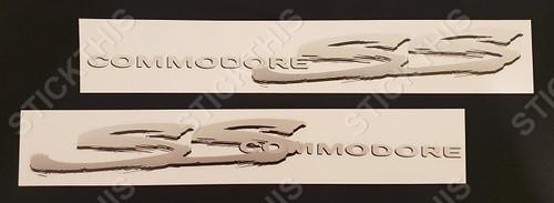 Holden VS III Ute or VT SS Body Decal/Sticker Kit (pair)