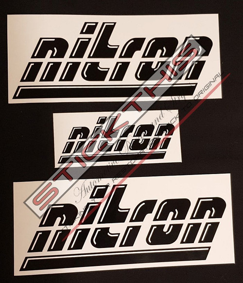 VL Nitron Guard and Boot Decal Kit