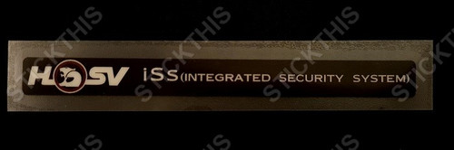 iSs (Intergrated Security System) VS HSV