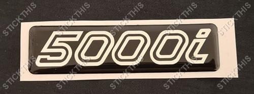 5000i VP Boot and Guard Badge