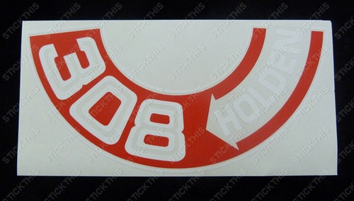308 Air Cleaner Decal - HT HG