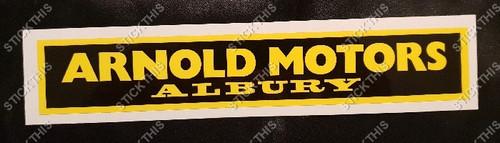 Arnold Motors Albury - NSW