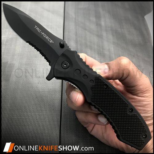 TF-800BK_tac_force-spring_assisted_opening_knives_tactical_folding_pocket_blade_black