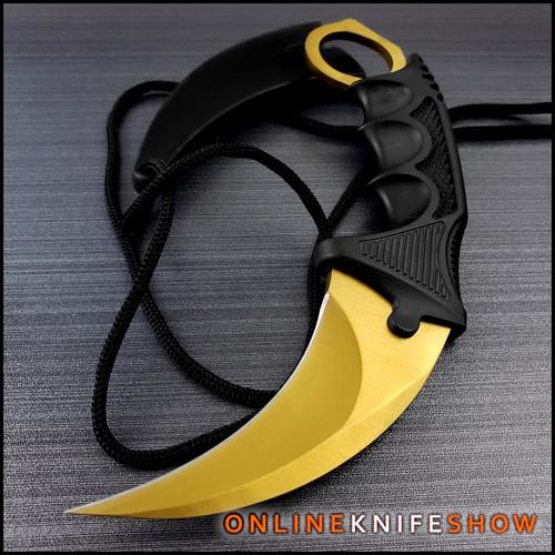 SE-0223GD_cs_go_csgo_counter_strike_skin_gold_karambit_fixed_blade_knife