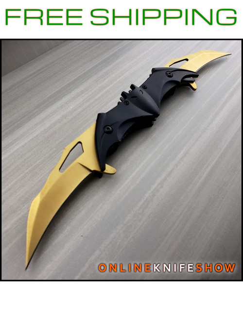 black-gold-batman-bat-wing-dark-knight-knife